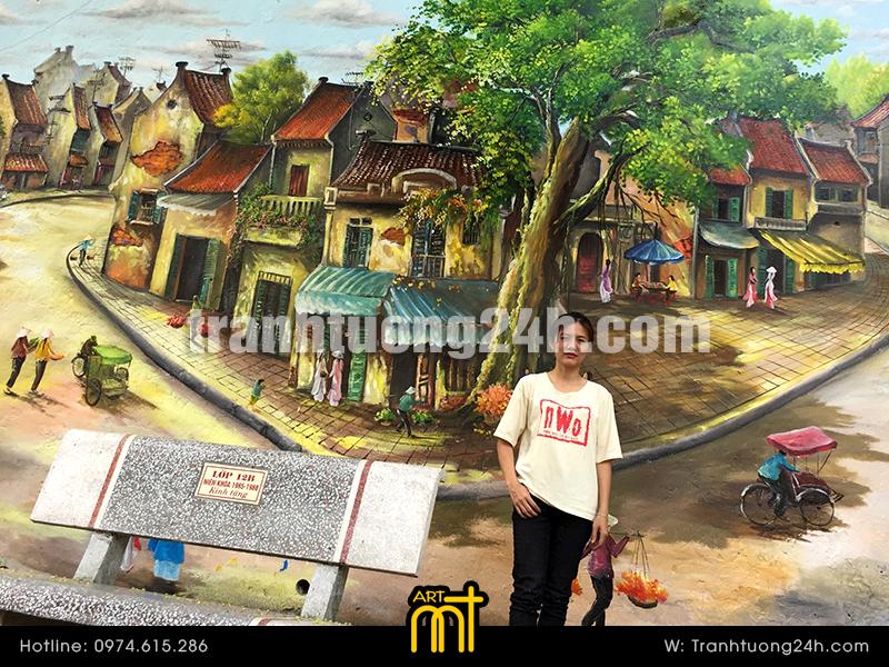 Vẽ tranh tường 3 chiều giá thấp tại Hà Nội Thủ Đô uy tín 1526815508_thpt-vietduc-1