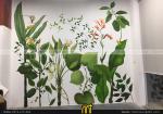 101 mẫu vẽ tranh tường quán cafe và nhà hàng cực đẹp lôi cuốn