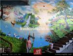 Vẽ Tranh Tường 672 Quang Trung - Hà Đông