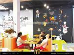 Vẽ tranh tường nhà hàng Dumpa