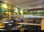 Vẽ Tranh Tường Cafe Mc Donald's